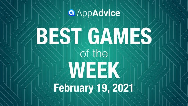Best Games of the Week February 19