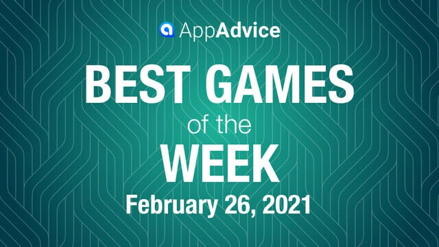 Best Games of the Week February 26