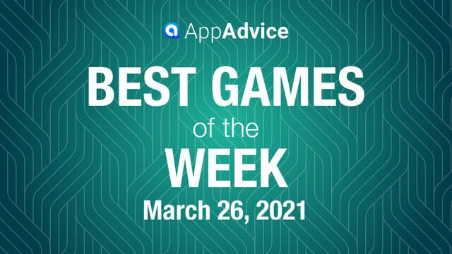 Best Games of the Week March 26
