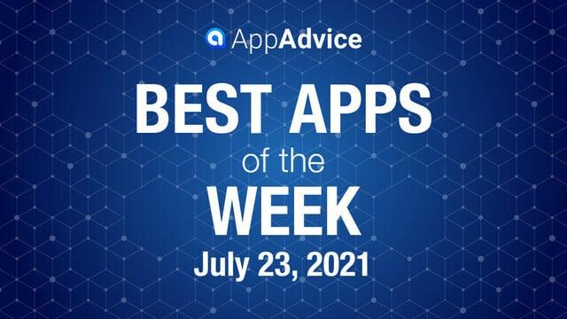 Best Apps of the Week July 23