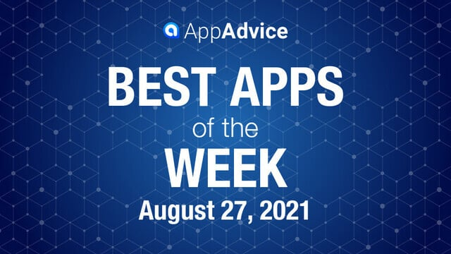 Best Apps of the Week August 27