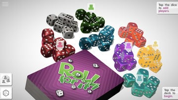 Grab The Dice, And Roll For It!