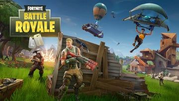 Fortnite Arrives On iOS As Invitation Only Battle Royale