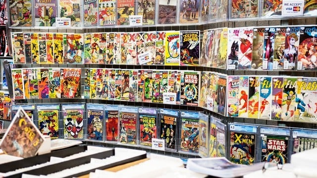 Read Comic Books On Your iOS Device