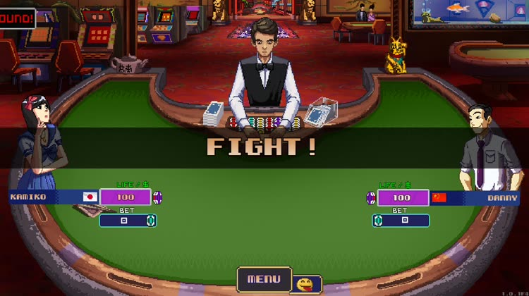 Fight with Blackjack