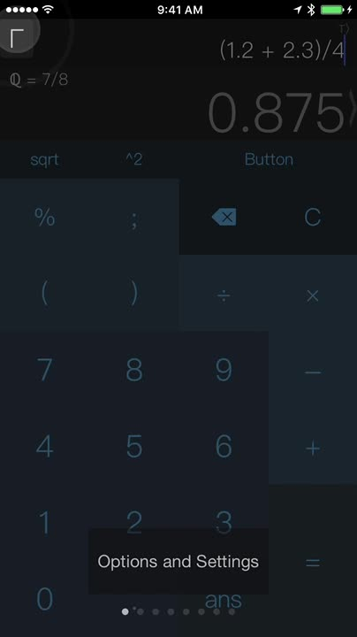 Multi-functional scientific calculator