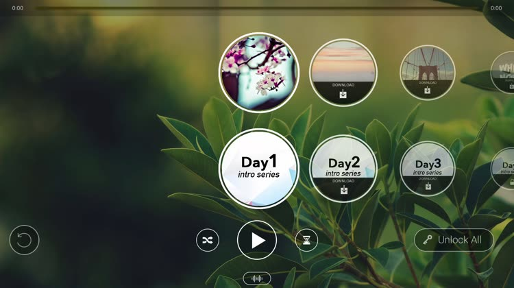Relax and Concentrate Ambient Music on Apple TV