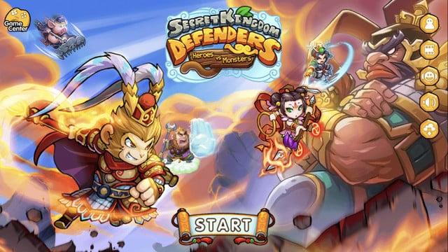Fight Against Evil in Secret Kingdom Defenders