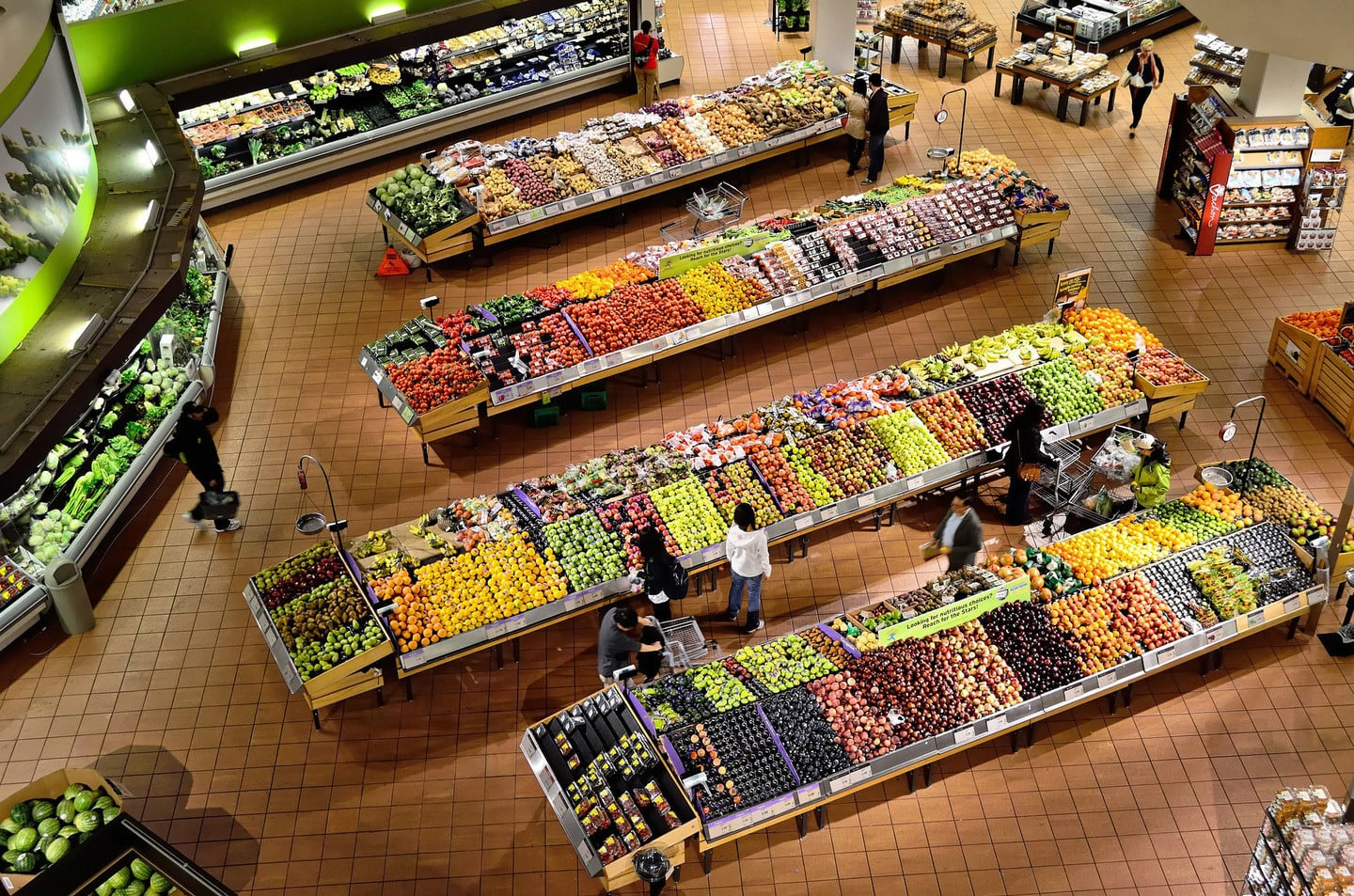 Grocery Store Supermarket