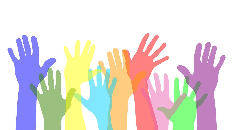 Helping Hands Volunteer