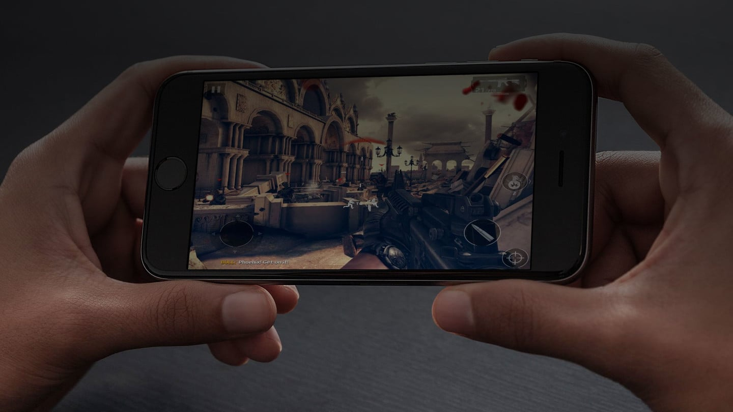 Immersive 3-D Shooters
