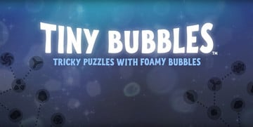 Tiny Bubbles is a Beautiful Zen Puzzler That can be Played at Your Own Pace