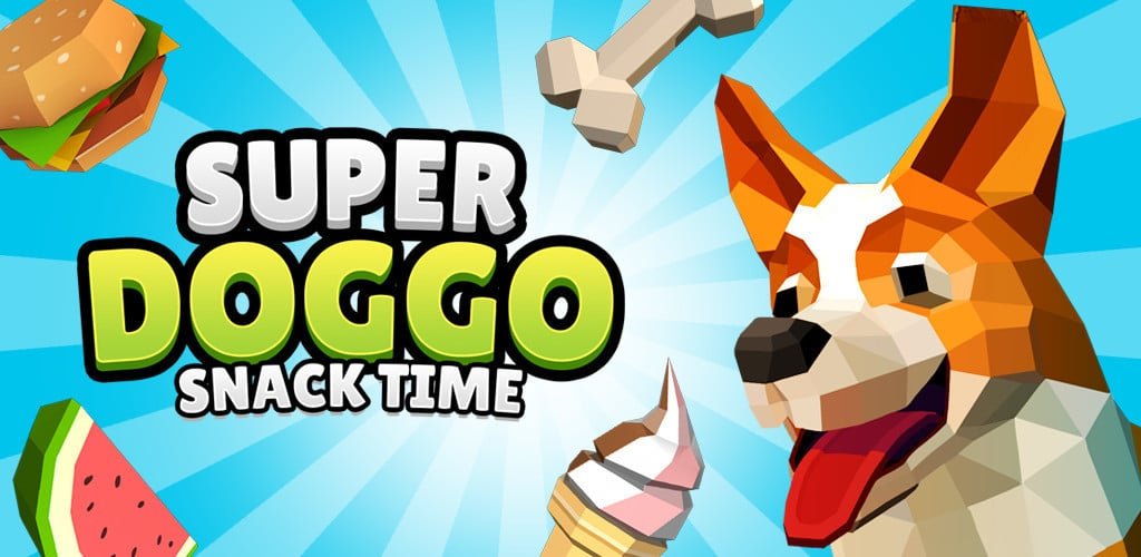 Keep Your Canine Friend Fed in Super Doggo Snack Time