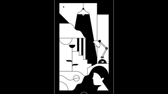 Explore a World of Beautiful Black and White Puzzles in Kontrast