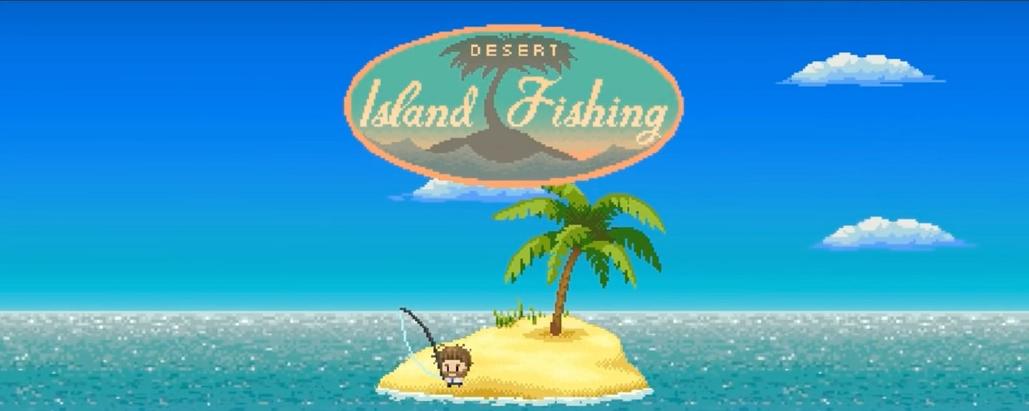 Grab Your Bait and Tackle and Jump Into Desert Island Fishing