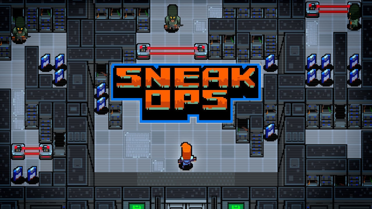 Don't Get Caught While Playing Sneak Ops