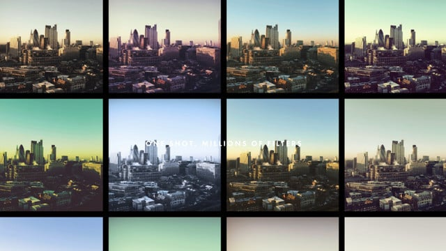 Photography App Infltr Update Brings Four New Color Shift Modes and More