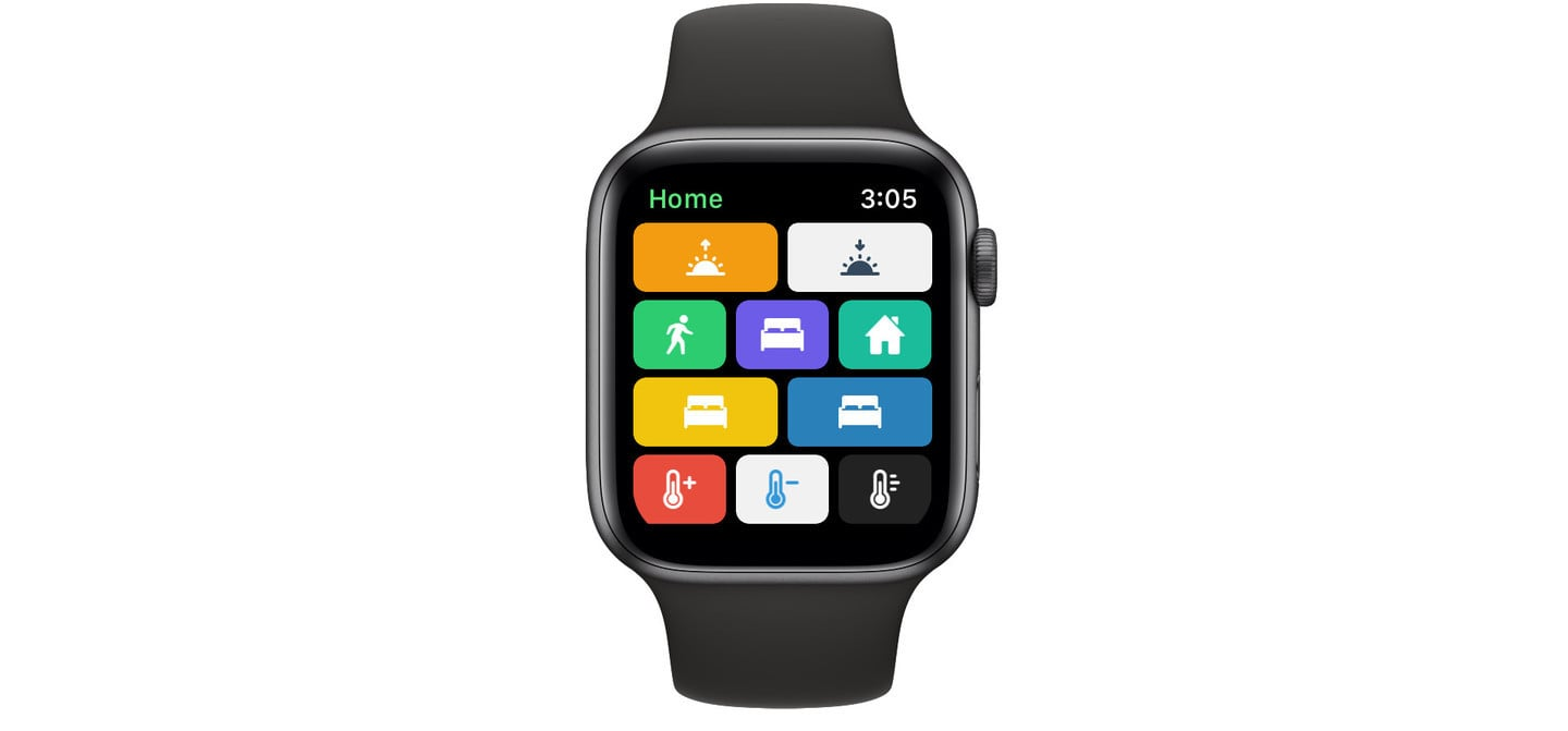 HomeRun Brings Quick HomeKit Scene Access to Apple Watch