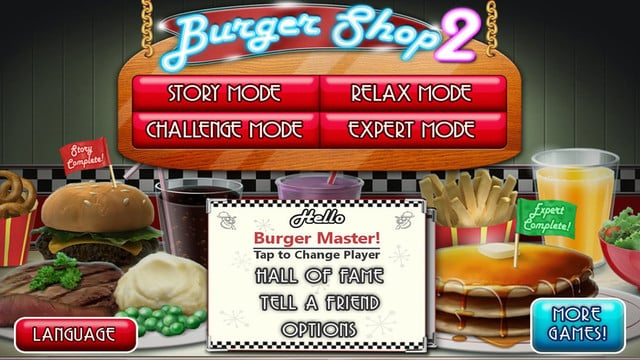 Burger Shop 2 Review
