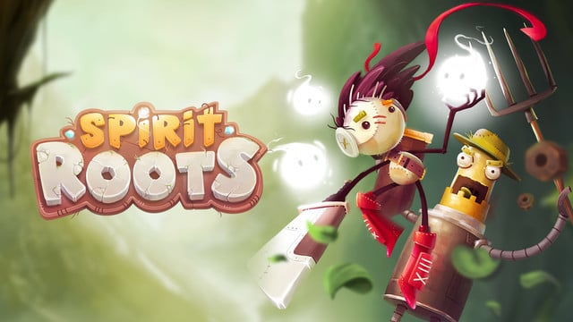 Spirit Roots is a Beautiful Old-School Platformer