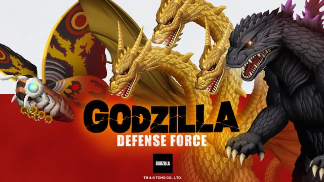 Defend the World from Monsters in Godzilla Defense Force