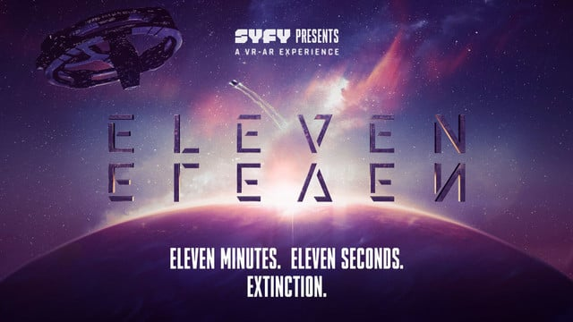 Eleven Eleven is a Gripping, Interactive AR Experience