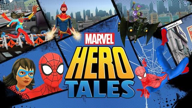 Marvel Hero Tales Helps Children Improve Language, Reading Skills