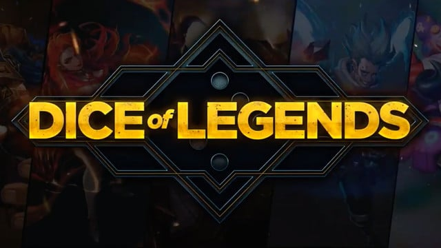 Dice of Legends is a Battle Board Game With an Unusual Addition