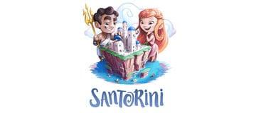 Santorini Brings all the Board Game Fun to Your iPhone or iPad