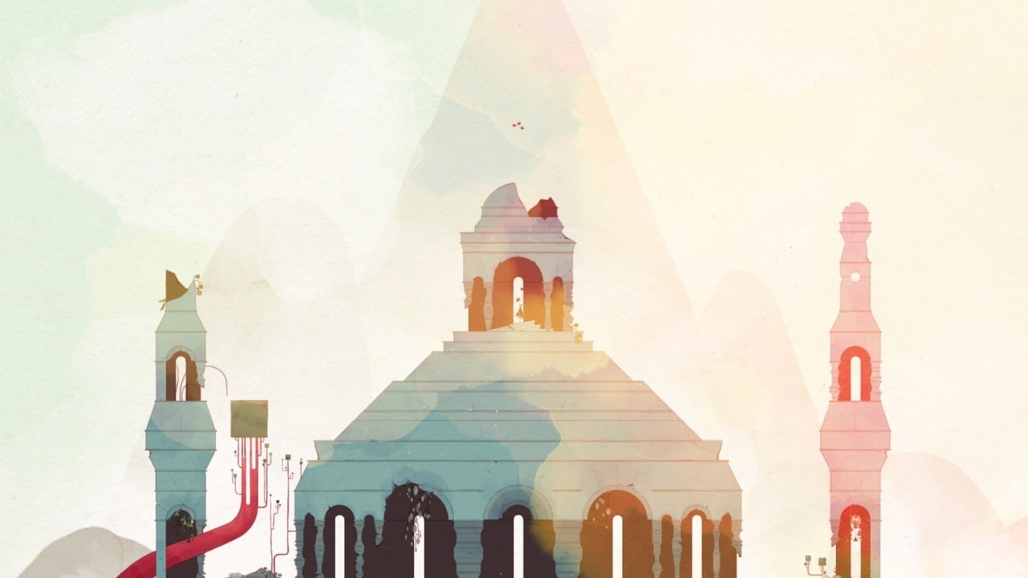 GRIS Stands Out With its Beautiful Graphics and Original Score