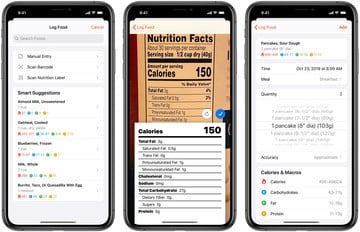 FoodNoms Provides a Quick and Easy Way to Log Your Food