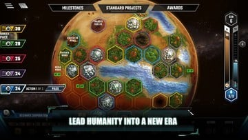Head to the Red Planet in the Popular Board Game Terraforming Mars