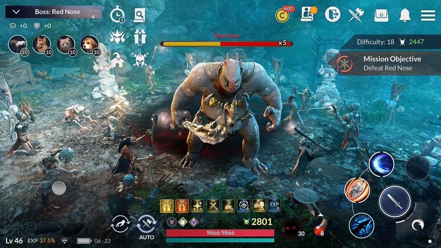 Black Desert Mobile Brings the Popular MMORPG Franchise to iPhone and iPad