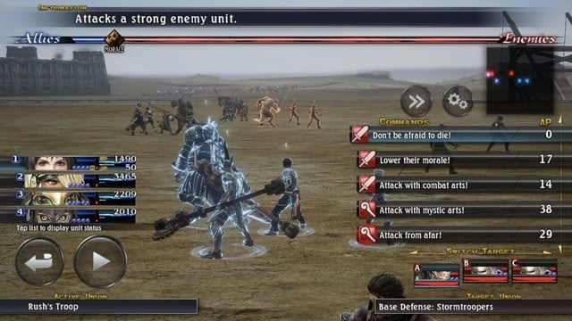 Square Enix Brings The Last Remnant Remastered to the App Store