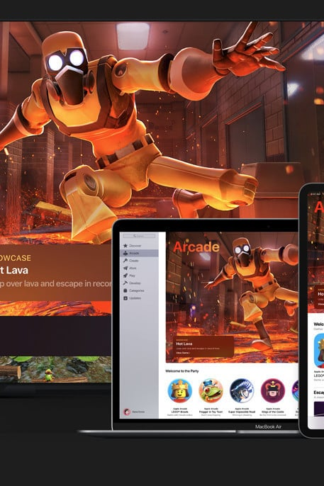 Get Started With Apple Arcade