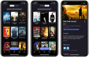 TVSofa is a Full-Featured TV and Movie Tracker Integrated With Streaming Services
