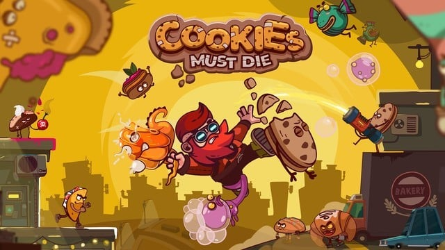 Take a Bite Out of the Sweet New Platform Shooter Cookies Must Die