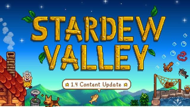 Relaxing RPG Stardew Valley Gets Huge New Content Update