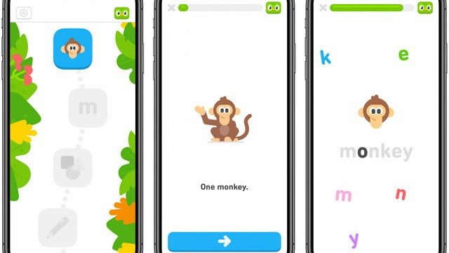 Duolingo ABC is a Free App To Help Kids Learn to Read and Write