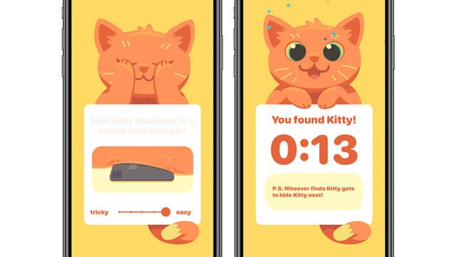 Here Kitty is Fun Modern Take on the Classic Game of Hide-and-Seek