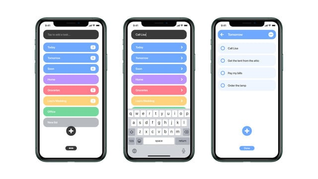 Speed Matters in the To-Do App New Task