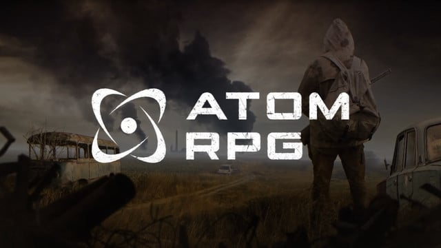 Explore a Soviet Nuclear Wasteland in Atom RPG