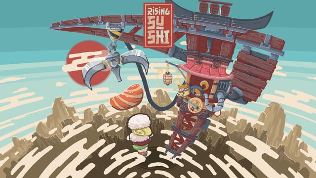 Rising Sushi is a Tasty, Fast-Paced Arcade Game