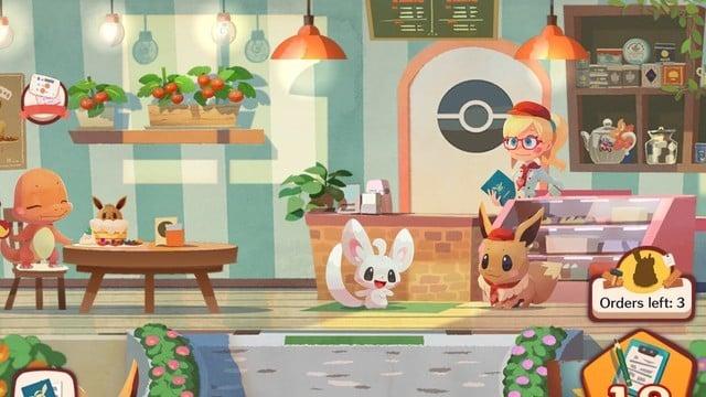 Puzzler Pokémon Café Mix Lands on the App Store