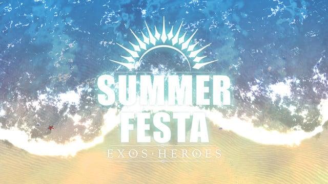 Exos Heroes Hits 5 Million Downloads on Mobile, Summer Festa Event Kicks Off