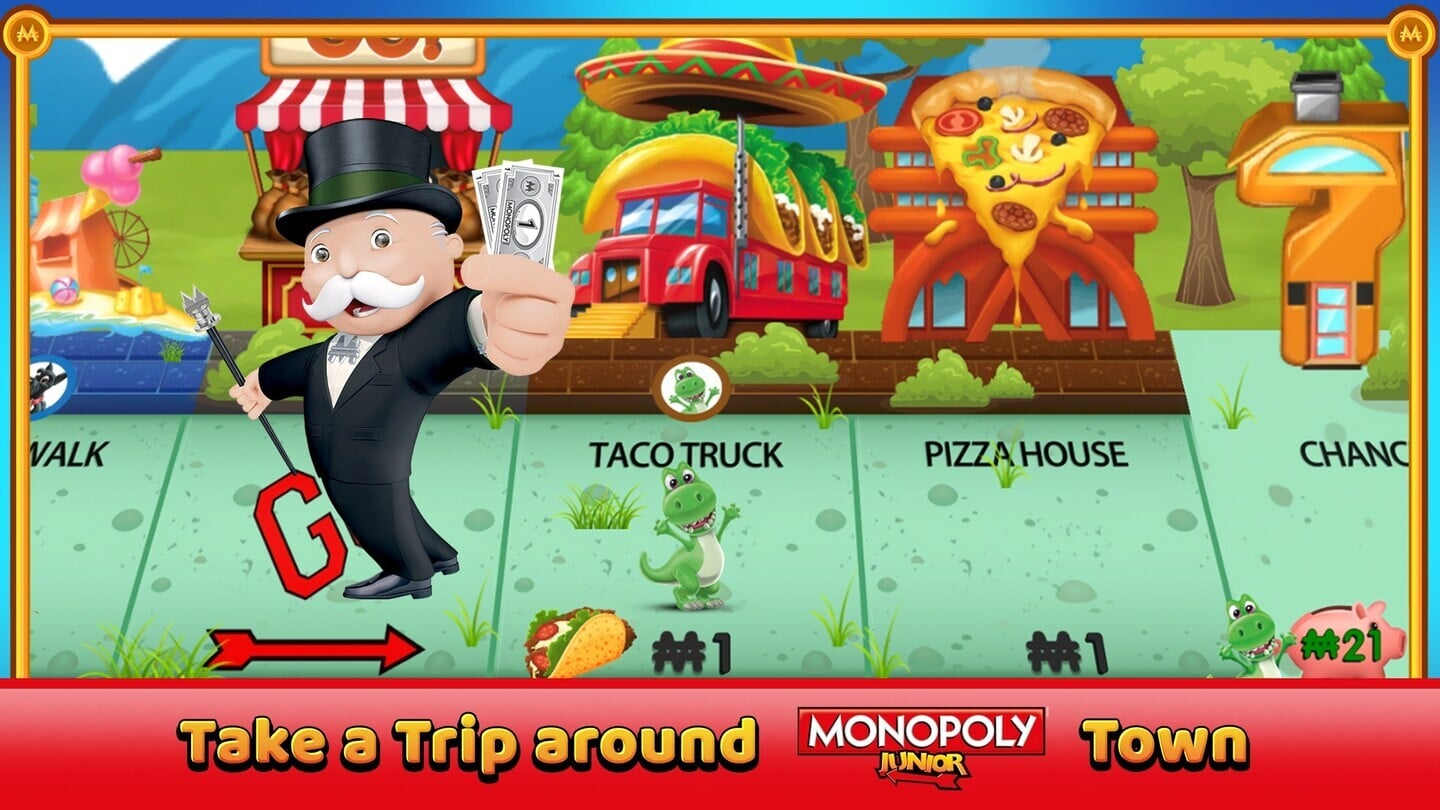 Introduce Kids to the Iconic Board Game With Monopoly Junior