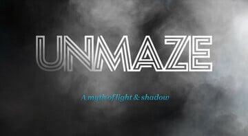 Go Between Dark and Light in the Unique Adventure Unmaze