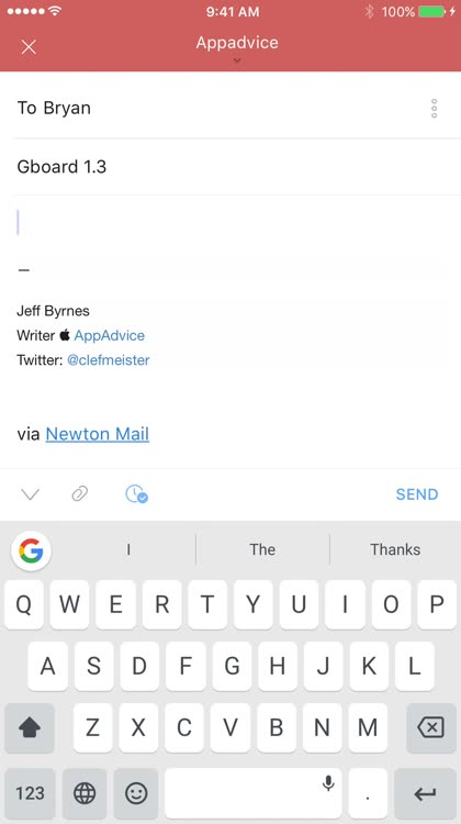 Finally, voice typing in Gboard