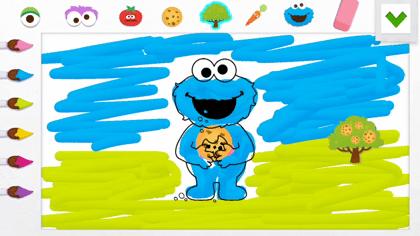 Sesame Street Art Maker by Sesame Street