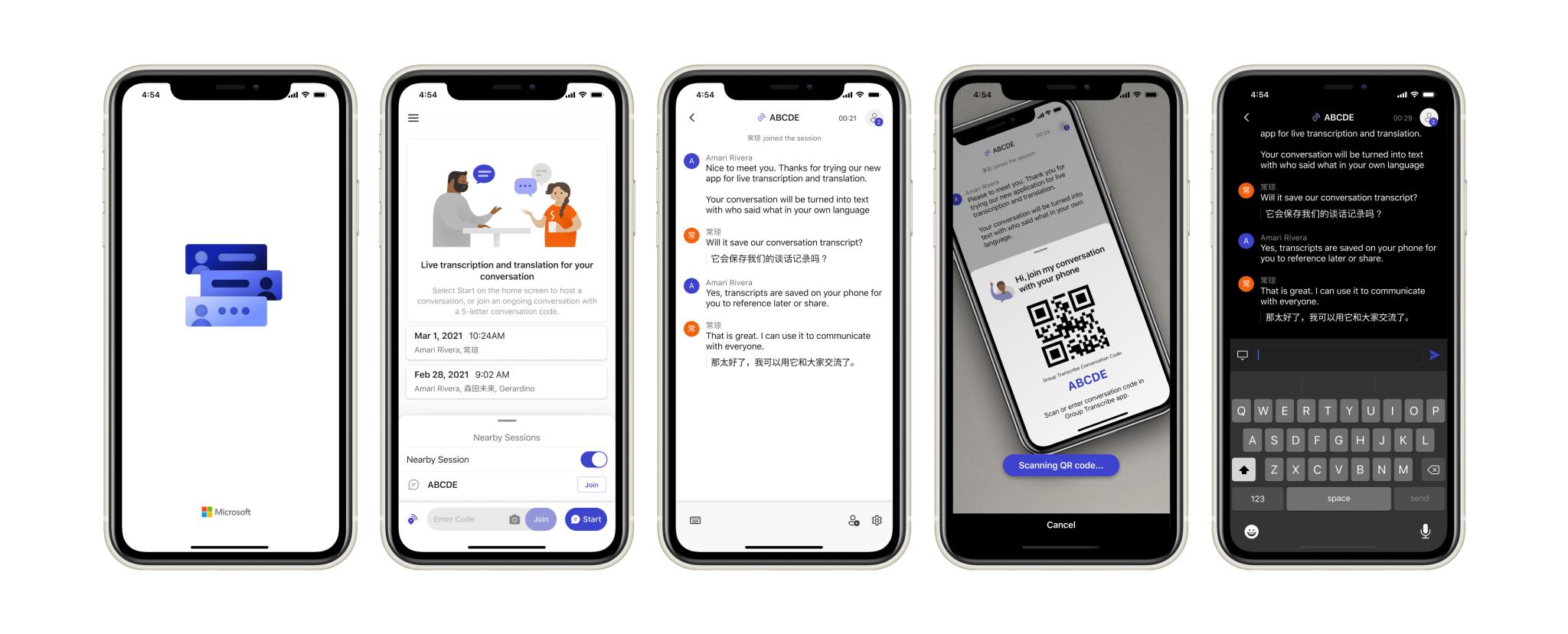 Microsoft's group transcription app delivers inclusive voice AI